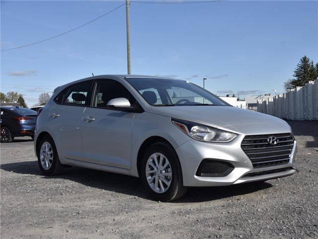 2019 Hyundai Accent Preferred (Stk: R95126) in Ottawa - Image 1 of 9