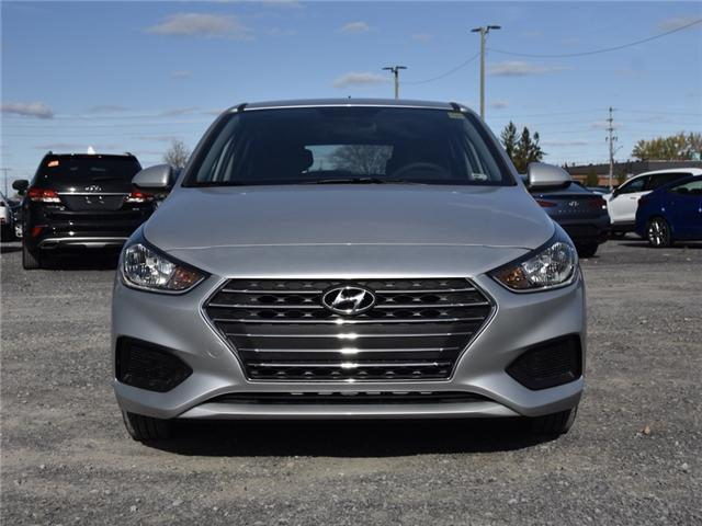 2019 Hyundai Accent Preferred (Stk: R95126) in Ottawa - Image 2 of 9
