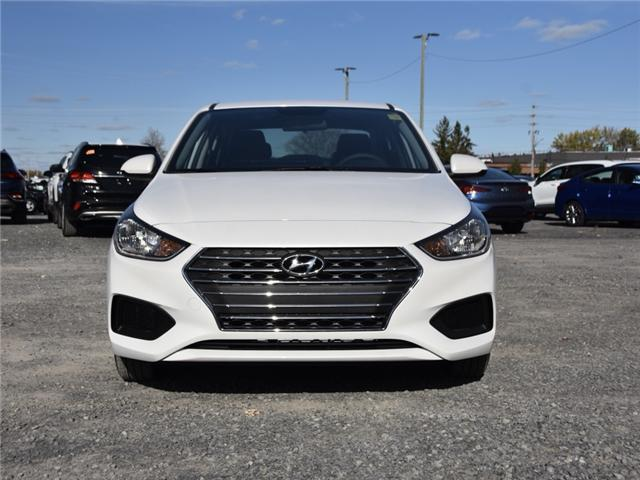 2019 Hyundai Accent Preferred (Stk: R95164) in Ottawa - Image 2 of 9