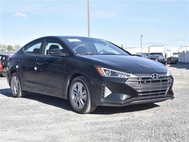 2019 Hyundai Elantra Preferred (Stk: R95172) in Ottawa - Image 1 of 9