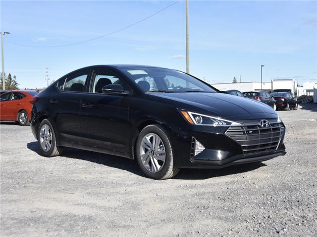 2019 Hyundai Elantra Preferred (Stk: R95094) in Ottawa - Image 1 of 9