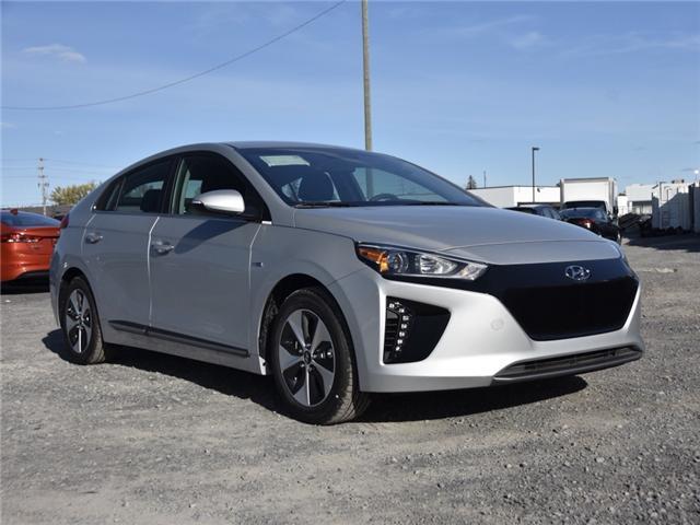 2019 Hyundai Ioniq EV Preferred (Stk: R95019) in Ottawa - Image 1 of 9