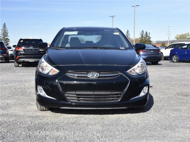 2017 Hyundai Accent SE (Stk: R76942) in Ottawa - Image 2 of 9