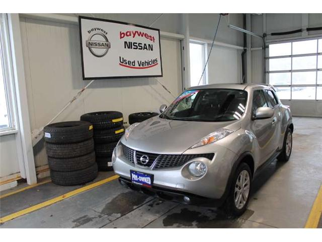 2011 Nissan Juke SL (Stk: 18272A) in Owen Sound - Image 1 of 17