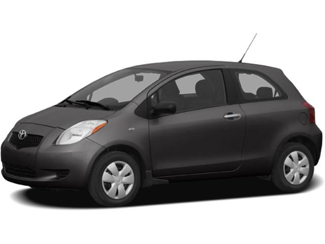 Used 2008 Toyota Yaris   - Coquitlam - Eagle Ridge Chevrolet Buick GMC