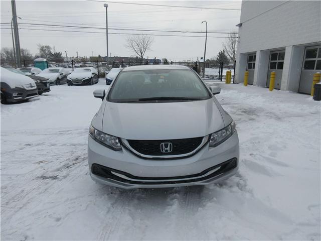 2014 Honda Civic LX (Stk: SS3258) in Ottawa - Image 2 of 8