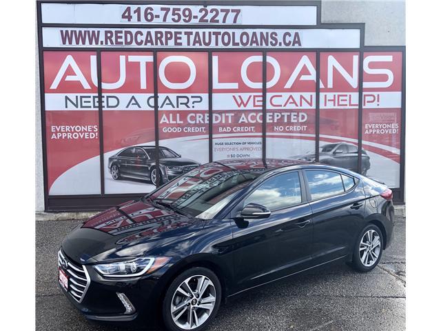 2017 Hyundai Elantra GLS (Stk: 426714) in Toronto - Image 1 of 11