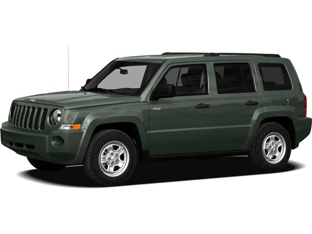 Used 2010 Jeep Patriot Limited  - Coquitlam - Eagle Ridge Chevrolet Buick GMC