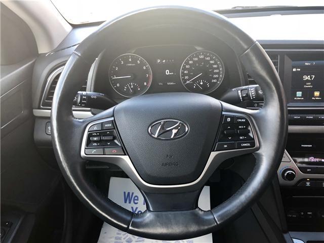 2017 Hyundai Elantra GLS (Stk: 426714) in Toronto - Image 10 of 11