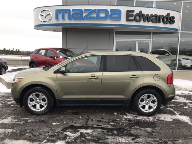 2013 Ford Edge SEL (Stk: 21523) in Pembroke - Image 1 of 10