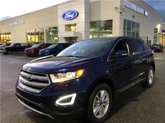 2016 Ford Edge SEL (Stk: OP18368) in Vancouver - Image 1 of 26