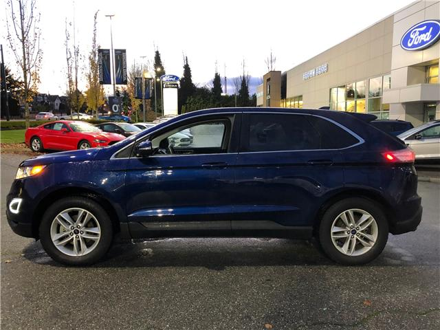 2016 Ford Edge SEL (Stk: OP18368) in Vancouver - Image 2 of 26