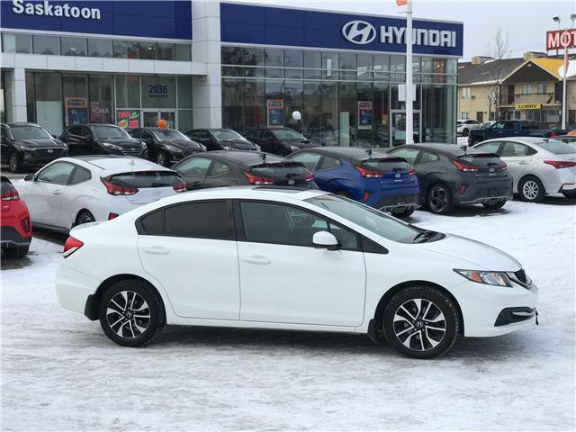 2013 Honda Civic EX (Stk: B7173A) in Saskatoon - Image 2 of 18
