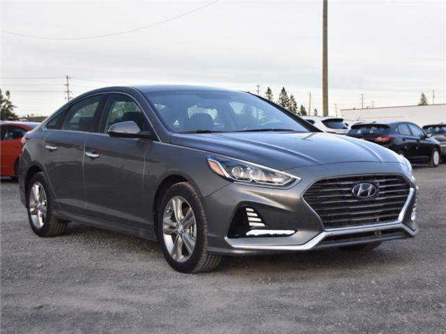 2019 Hyundai Sonata Preferred (Stk: R95155) in Ottawa - Image 1 of 9