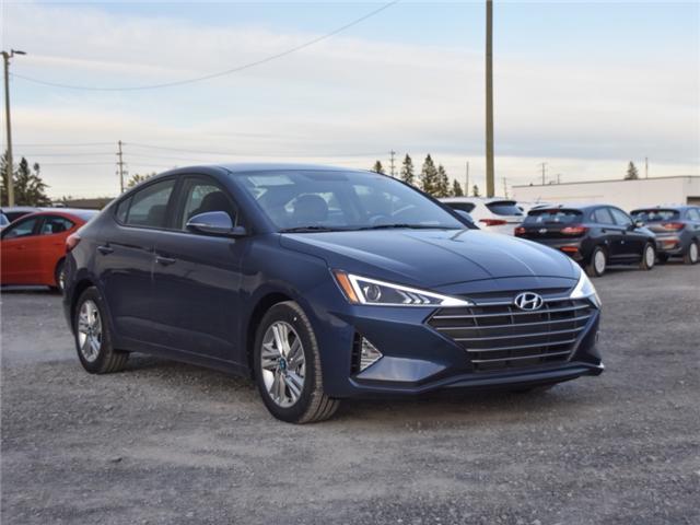 2019 Hyundai Elantra Preferred (Stk: R95071) in Ottawa - Image 1 of 8
