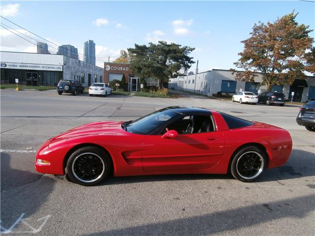1998 Chevrolet Corvette Base (Stk: 01102) in Etobicoke - Image 1 of 17