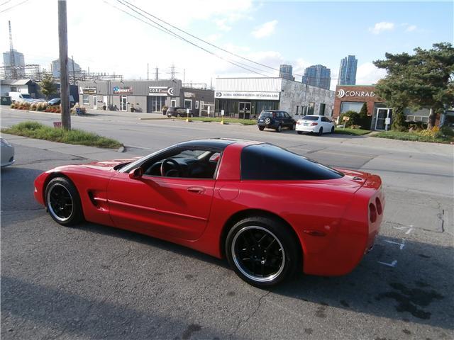 1998 Chevrolet Corvette Base (Stk: 01102) in Etobicoke - Image 3 of 17