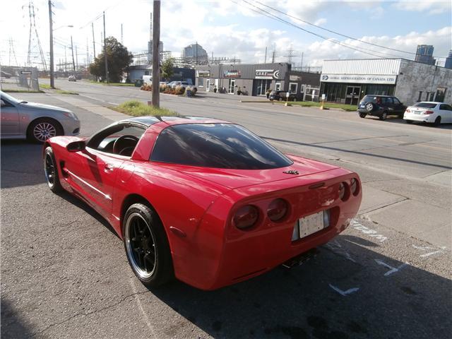 1998 Chevrolet Corvette Base (Stk: 01102) in Etobicoke - Image 5 of 17