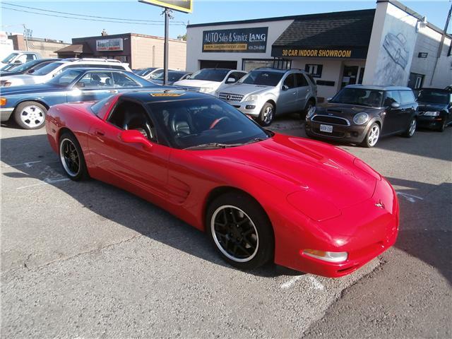 1998 Chevrolet Corvette Base (Stk: 01102) in Etobicoke - Image 8 of 17