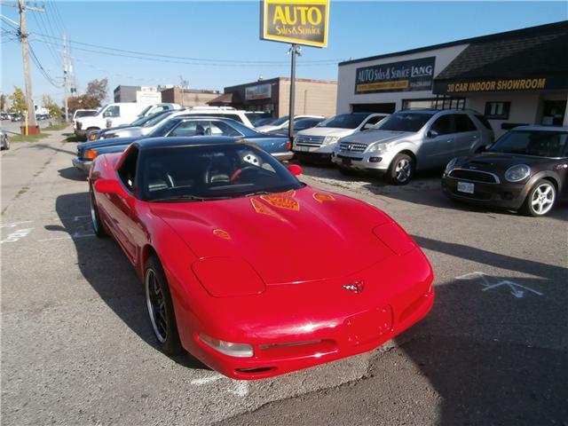1998 Chevrolet Corvette Base (Stk: 01102) in Etobicoke - Image 9 of 17