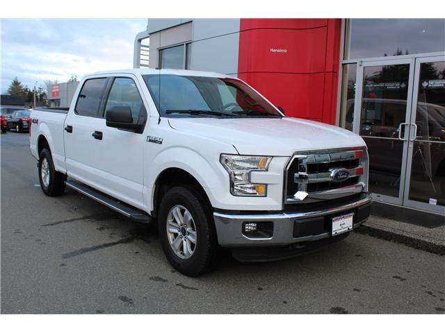 2016 Ford F-150 XLT (Stk: 8T6539A) in Nanaimo - Image 1 of 8