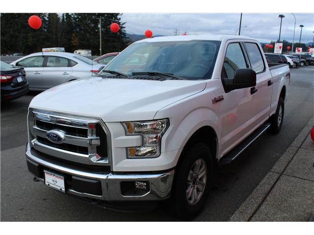 2016 Ford F-150 XLT (Stk: 8T6539A) in Nanaimo - Image 2 of 8