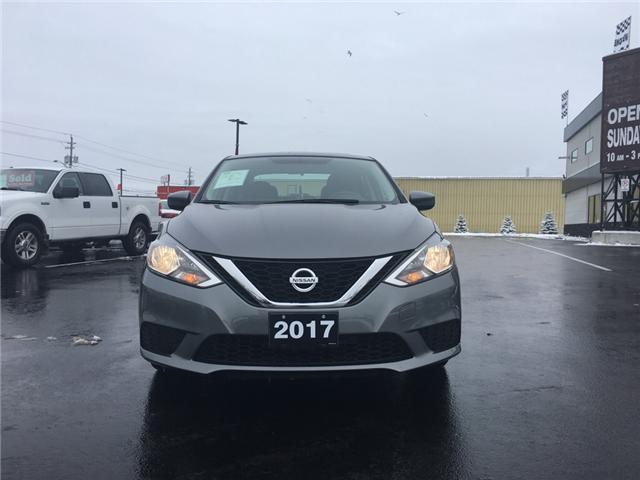 2017 Nissan Sentra 1.8 S (Stk: 18531) in Sudbury - Image 2 of 16