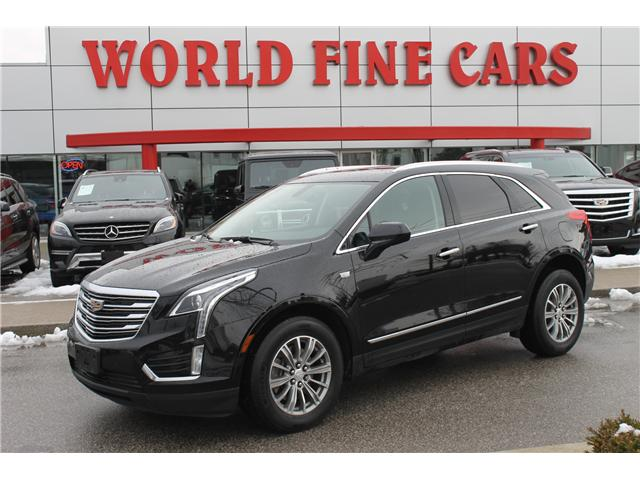 2017 Cadillac XT5 Luxury (Stk: 16563) in Toronto - Image 1 of 26
