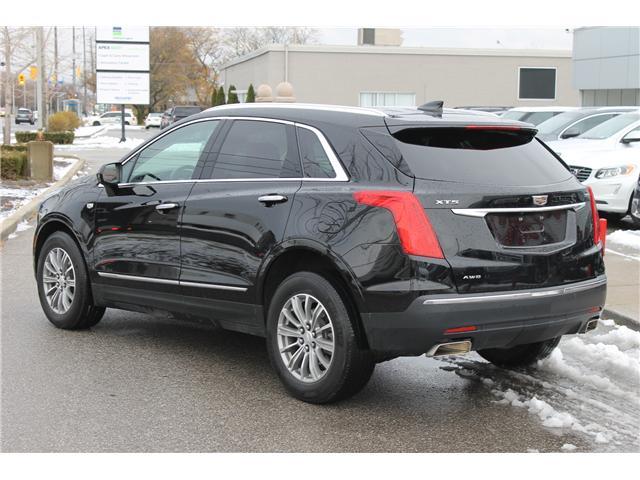2017 Cadillac XT5 Luxury (Stk: 16563) in Toronto - Image 7 of 26