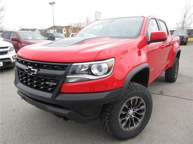 2019 Chevrolet Colorado ZR2 (Stk: 1257831) in Cranbrook - Image 1 of 19