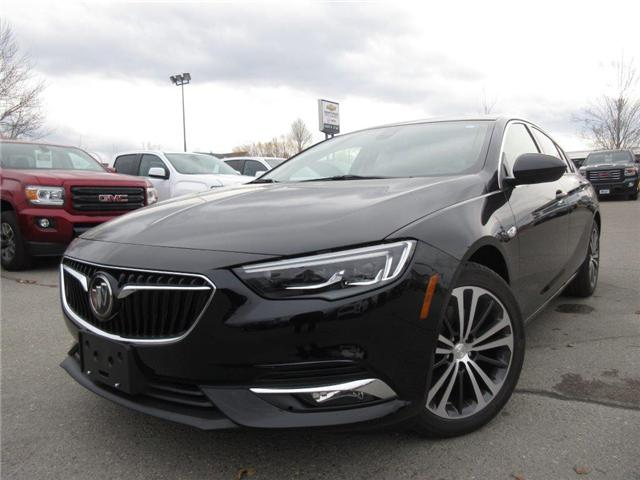 2019 Buick Regal Sportback Essence (Stk: 4Z09695) in Cranbrook - Image 1 of 21