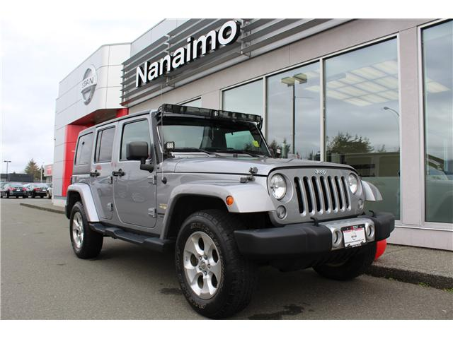 2014 Jeep Wrangler Unlimited Sahara (Stk: P0065) in Nanaimo - Image 1 of 8