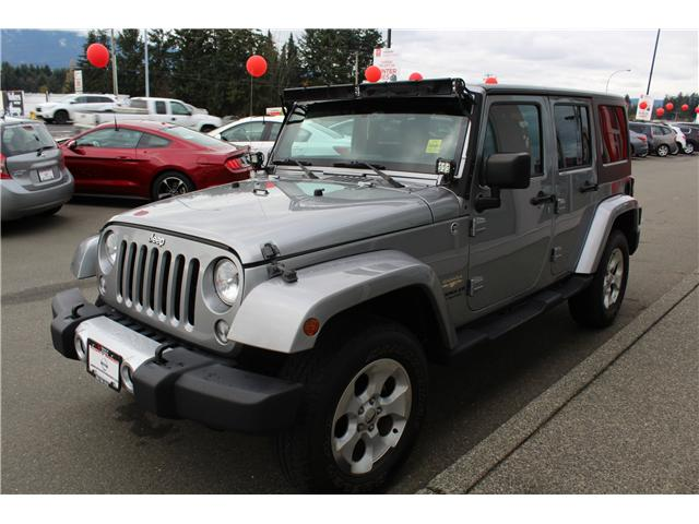 2014 Jeep Wrangler Unlimited Sahara (Stk: P0065) in Nanaimo - Image 2 of 8