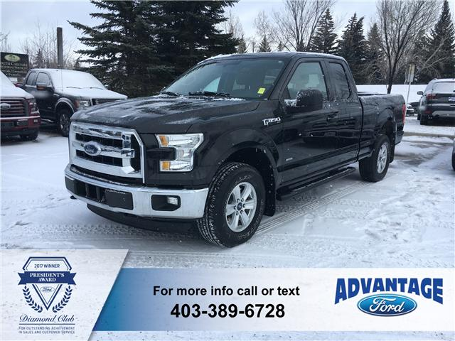 2015 Ford F-150 XLT (Stk: J-2013A) in Calgary - Image 1 of 14
