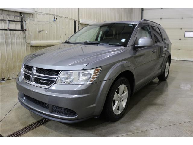 2012 Dodge Journey  (Stk: JT154B) in Rocky Mountain House - Image 1 of 26