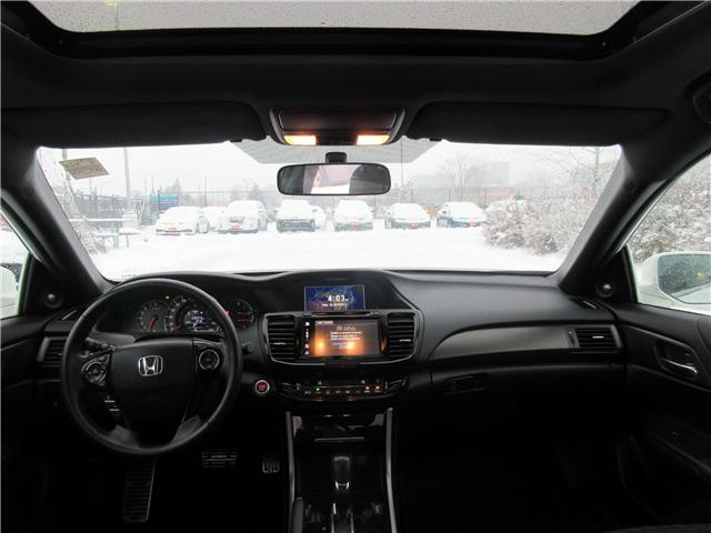 2016 Honda Accord Sport (Stk: 25921L) in Ottawa - Image 7 of 11