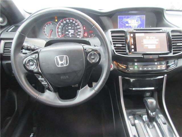 2016 Honda Accord Sport (Stk: 25921L) in Ottawa - Image 8 of 11