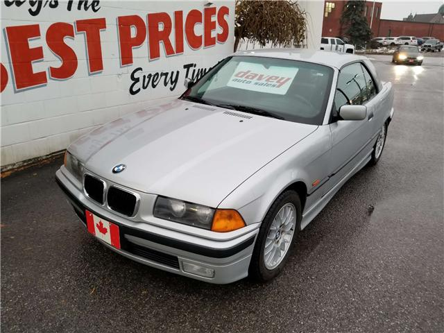 1999 BMW 328 iC (Stk: 18-338) in Oshawa - Image 1 of 11