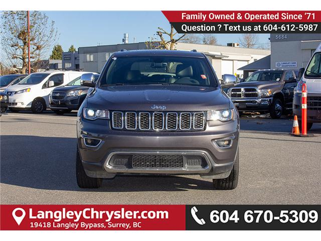 2018 Jeep Grand Cherokee Limited (Stk: EE899100) in Surrey - Image 2 of 26