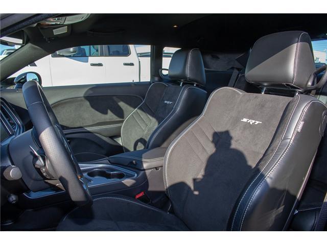 2016 Dodge Challenger SRT Hellcat (Stk: EE898950) in Surrey - Image 13 of 26