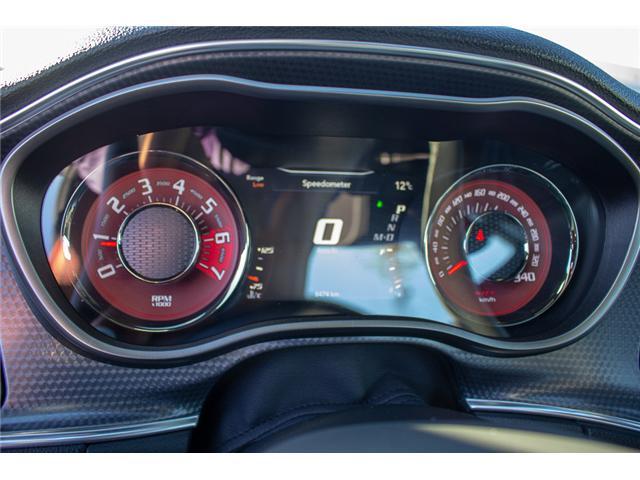 2016 Dodge Challenger SRT Hellcat (Stk: EE898950) in Surrey - Image 20 of 26