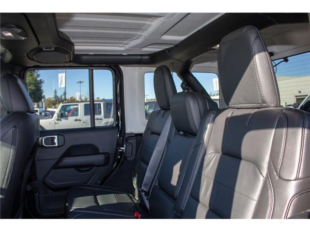 2018 Jeep Wrangler Unlimited Sahara (Stk: J153677) in Surrey - Image 15 of 29