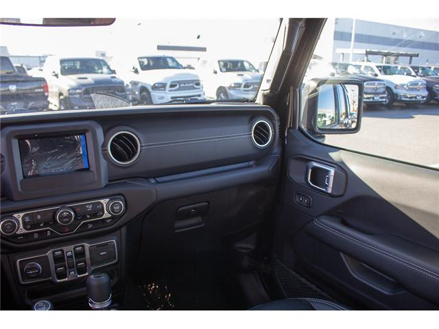 2018 Jeep Wrangler Unlimited Sahara (Stk: J153677) in Surrey - Image 17 of 29