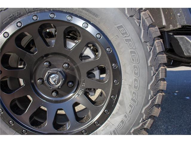 2018 Jeep Wrangler Unlimited Sahara (Stk: J153677) in Surrey - Image 23 of 29