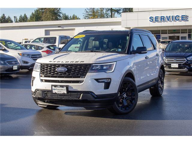 2018 Ford Explorer Sport (Stk: 8EX46344) in Surrey - Image 3 of 27