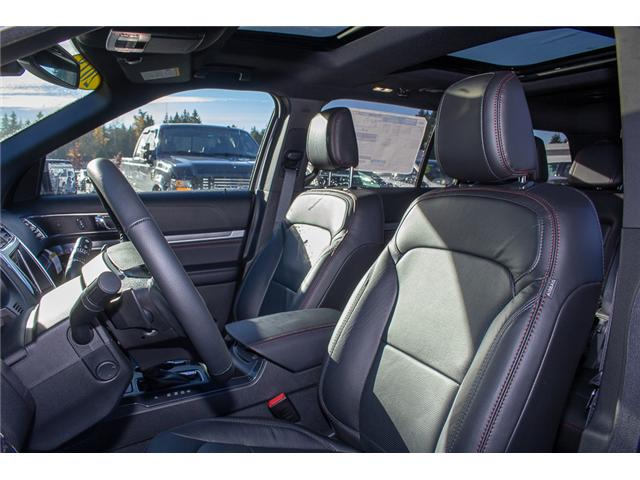 2018 Ford Explorer Sport (Stk: 8EX46344) in Surrey - Image 10 of 27