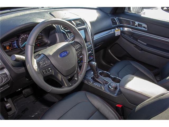 2018 Ford Explorer Sport (Stk: 8EX46344) in Surrey - Image 11 of 27