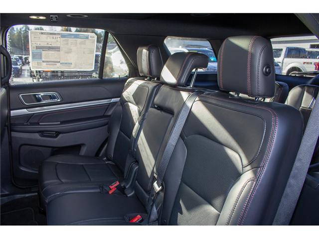 2018 Ford Explorer Sport (Stk: 8EX46344) in Surrey - Image 12 of 27