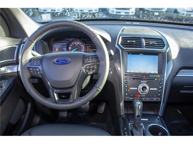 2018 Ford Explorer Sport (Stk: 8EX46344) in Surrey - Image 13 of 27