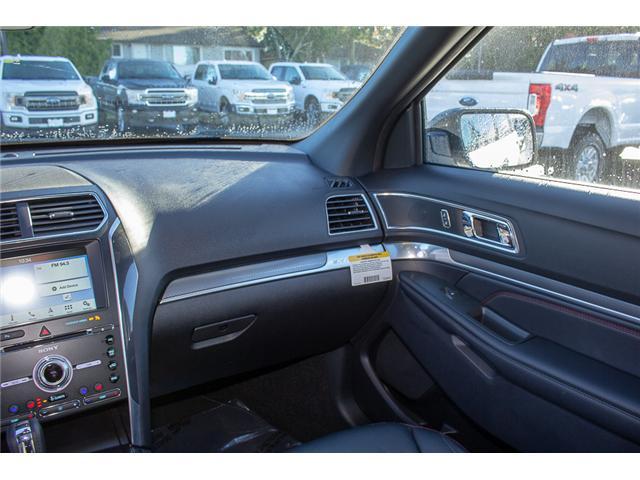 2018 Ford Explorer Sport (Stk: 8EX46344) in Surrey - Image 14 of 27